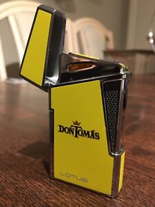 NEW LOTUS butane lighter with cigar accessories