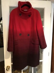 Ladies winter coat L