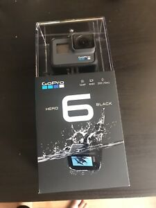 Brand new sealed Gopro hero 6 black