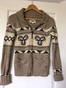 TNA sweater from Aritzia