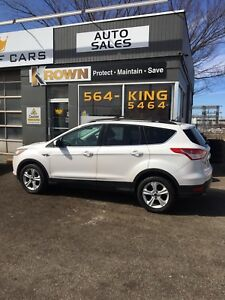 2015 Ford Escape 4x4