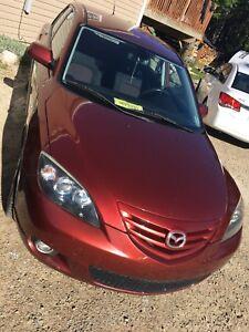 Mazda 3. SOLD PPU