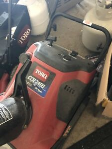 TORO CCR2450 SNOWBLOWER