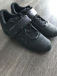 Adidas AdiPower Weighlifting Shoes (Triple Black)