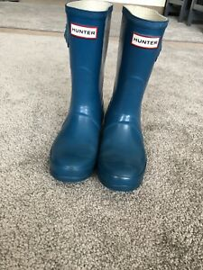 Hunter boots size 6-6.5