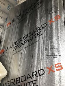 """Silverboard XS exterior sheathing 1.5"""" x 48"""" x 96"""""""