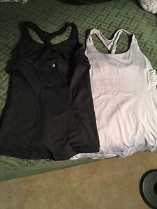 Lulu lemon tanks