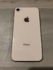 iPhone 8 64GB Rose Gold Unlocked