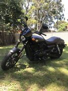 Matte Black LAMS approved Harley Davidson Cabramatta Fairfield Area Preview