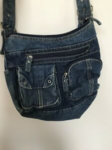 Denim Purse - PERFECT CONDITION