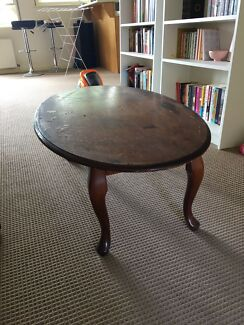 Brown Coffee Table- URGENT FOR SALE