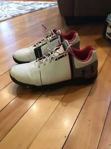 Under Armour Boys golf shoes