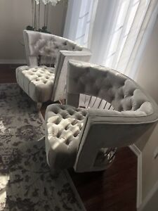 New version sofa and 2 chairs