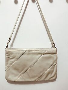 Ladies - Sling Bag in cream color (never used)