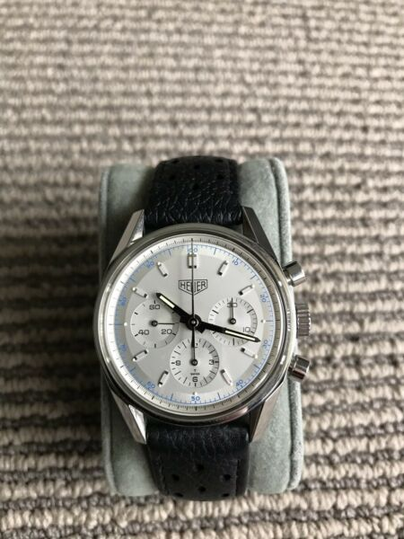 TAG heuer carrera 1964 re edition cs3110 | Watches | Gumtree