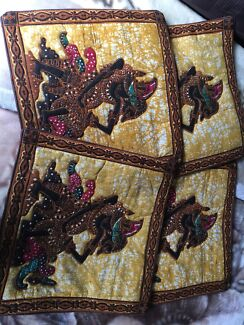 Brand new cushion covers x4