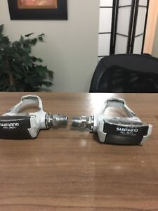 Shimano Dura Ace PD-7401 pedals