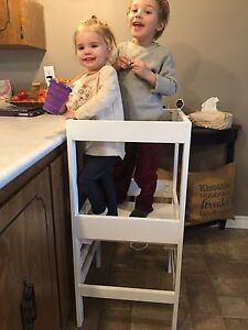 Little buddy kitchen stool