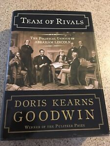 Team of rivals new book