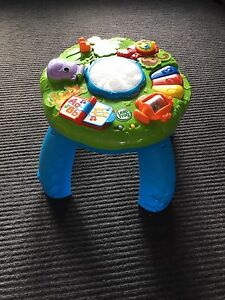 Table d'éveil musical Leap Frog