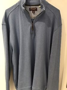Johnston and Murphy 1/4 zipper XL
