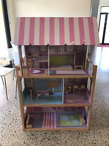 Dolls house with furniture Bayswater Bayswater Area Preview