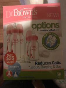 Dr. Brown baby bottles