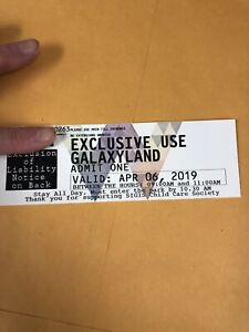 West Edmonton mall galaxyland tickets