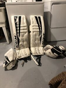 Junior Goalie pads only 30 +1