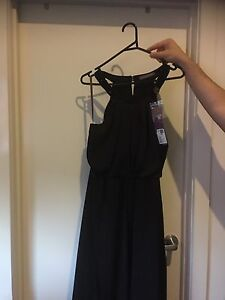 Limited editions shoulder evening dress black size 12 brand new Thomastown Whittlesea Area Preview
