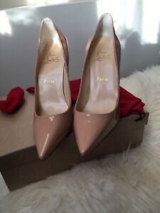 Christian Louboutins Pigalle heels 10 Cm . ASK YOUR SIZE