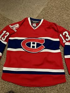 Montreal Canadians Cammalleri jersey