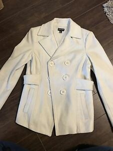 Guess Cream Peacoat