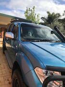 2007 Nissan Navara D40 ST-X blue 5 Speed Automatic Utility Hamilton Hill Cockburn Area Preview