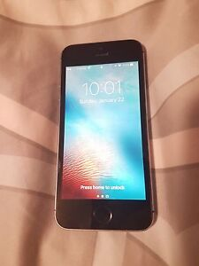 iPhone 5S - 32GB with Mophie case