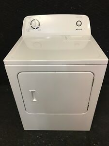 NEW Amana 6.5cf Electric Dryer