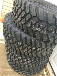 Trade for 37s on 8 bolt dodge/Chevy rim
