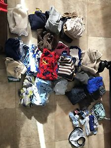 Tons of baby boy 0-6 month clothes