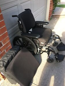 Wheelchairs: Matrx-pb Breezy 600