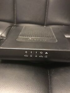 Excellent Condition Thompson DCM476 modem