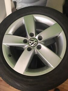 Mags vw 5x112...16""