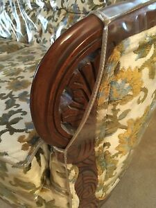 Vintage sofa set Windsor Region Ontario image 4