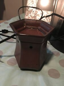 Scentsy warmer without bulb