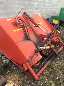 Ty-crop 6' foot sawdust blower