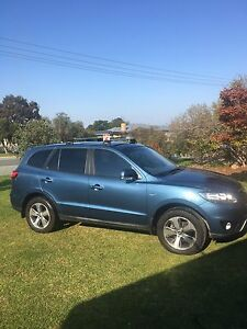 2012 Hyundai Santa Fe limited Edition. Echuca Campaspe Area Preview