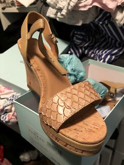 a9e9597985a1 3x pairs ladies wedges Size 10  Miss Shop  from Myer – as new ...