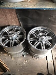 "18"" x 9""  Chevy ION Rims"
