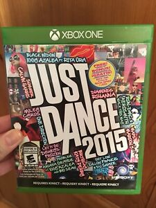 Xbox one just dance game