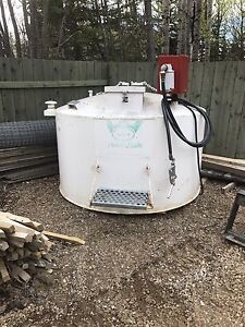 Fuel Tank and Pump for sale