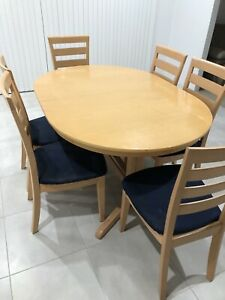 Extendable Dining Suite